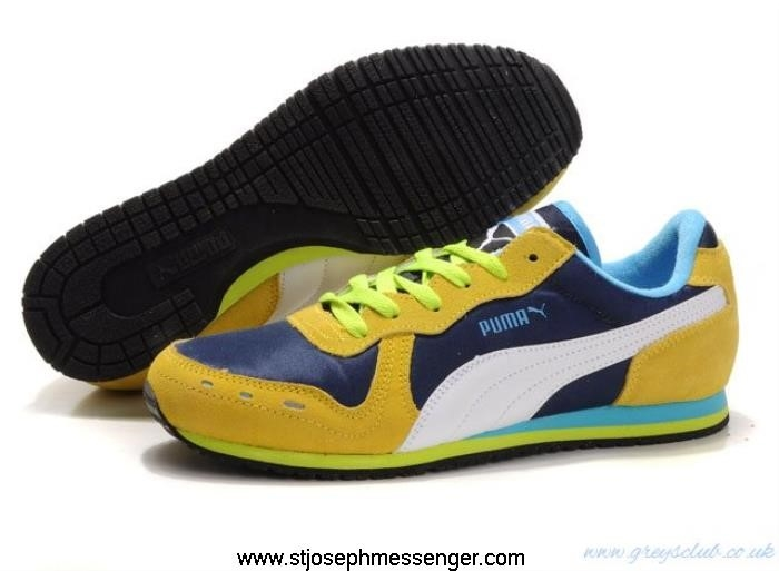 Well Known Puma Shoes Sightly Mens 1011L Running CEJLMR3569