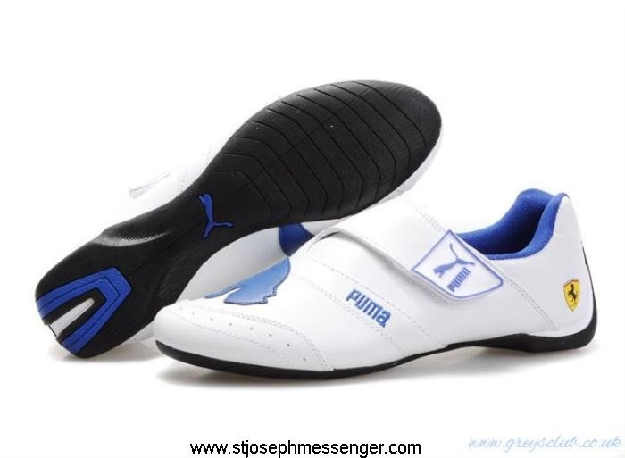 Fashion Puma Baylee Future Protracted Cat II Shoes In 703 Blue White ACDIJOTU28