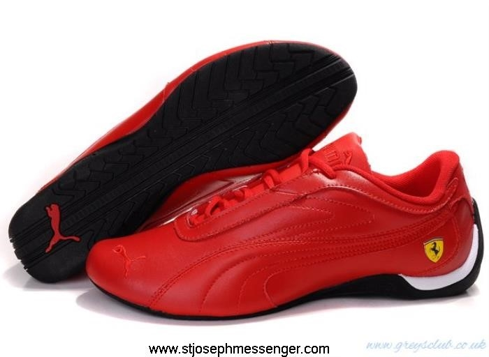 Generous Puma Shoes Drift Surely 827 Red Cat EFHJSTU235
