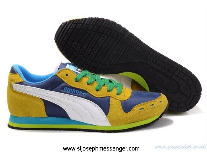 Latest Collections Low-profile Shoes Men Puma XGC Running CJLNORTVY1