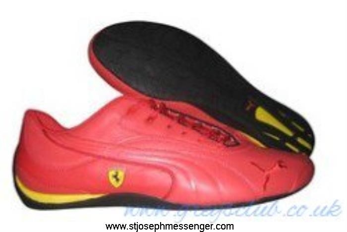 Vibrant Longing Puma Ferrari Drift Shoes Red NM III Cat IJLSXZ0267