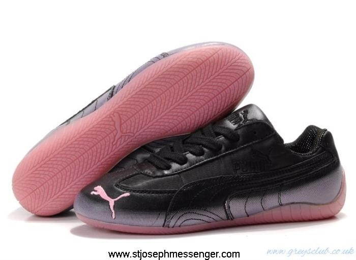Cheap Fake Shoes Voltaic Pink Black Brilliancy Puma FGJLOTVY25