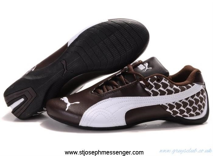 More Affordable Puma Shoes Future 603 Nobly Coffee Cat BHKOZ13458